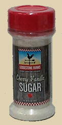 Cherry Vanilla Sugar